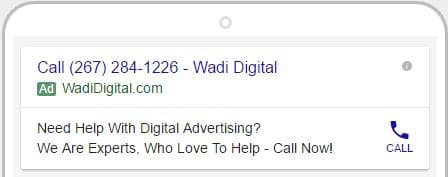 Want Phone Calls? Then You Need Call-Only Mobile Campaigns